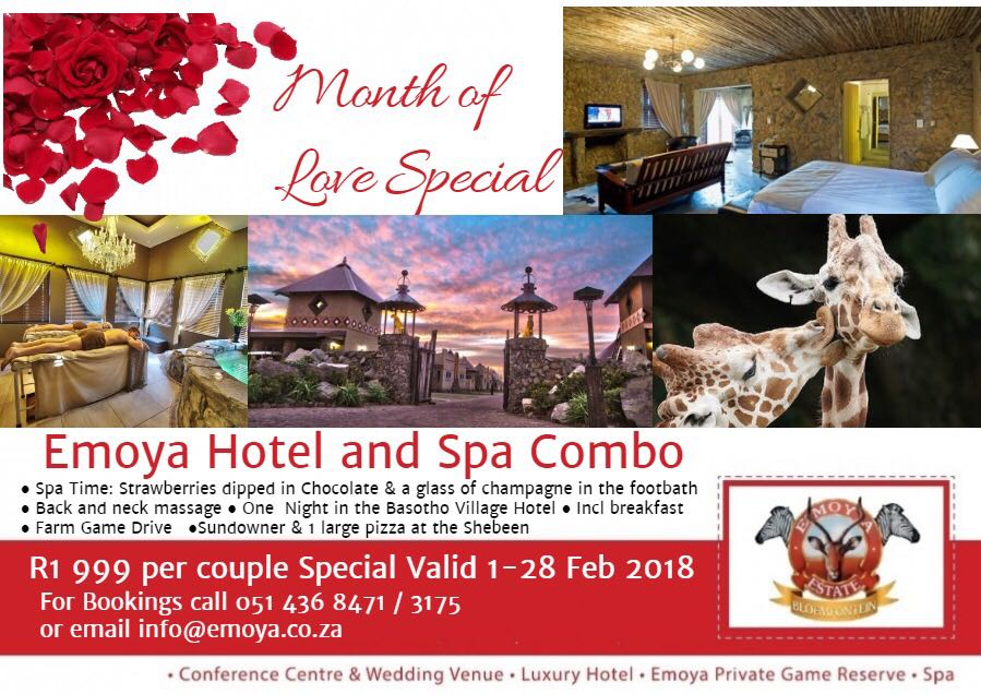 Emoya Month of Love Special